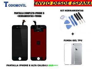 PANTALLA COMPLETA IPHONE 6 NEGRO