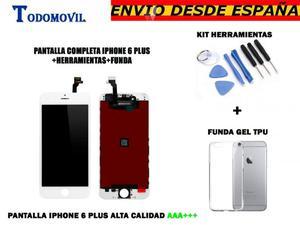 PANTALLA COMPLETA IPHONE 6PLUS BLANCO