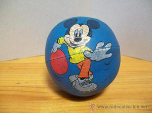 Pelota Mickey Mouse de Disney.