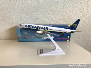 Precioso avión de colección Boeing 737 Ryanair