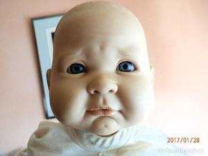 Precioso bebe triste de Antonio Juan 37 cm