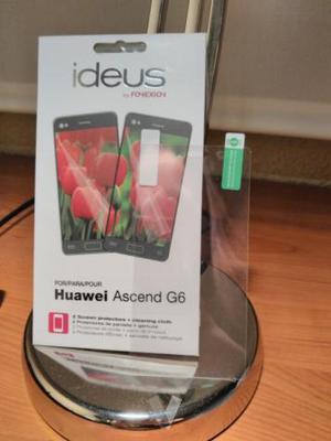 Protector de pantalla Huawei.