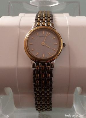 Reloj antiguo de pulsera Certina para mujer