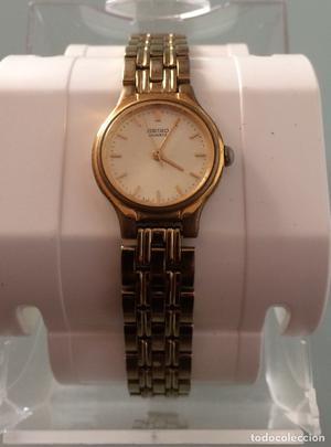 Reloj antiguo de pulsera Seiko para mujer