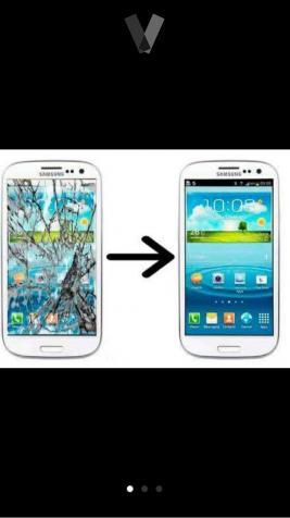 Reparar pantalla Samsung Galaxy