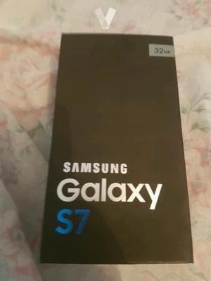 SAMSUNG GALAXY S7 32GB PLATA NUEVO