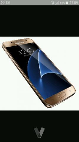 Samsung galaxy S7 color Oro NUEVO A ESTRENAR