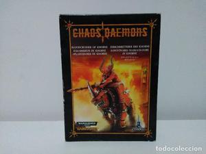 Set de Aplastadores de Khorne para Warhammer o Warhammer