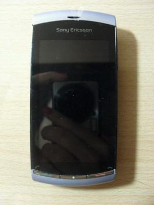 Sony Ericsson Vivaz roto