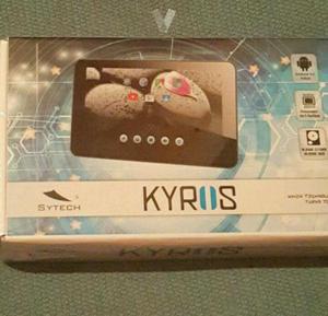 Tablet Kyros nueva a estrenar