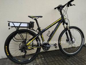 Vendo bicicleta ghot con kit electrico