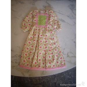 Vestido Campestre, de la muñeca Nancy, réplica