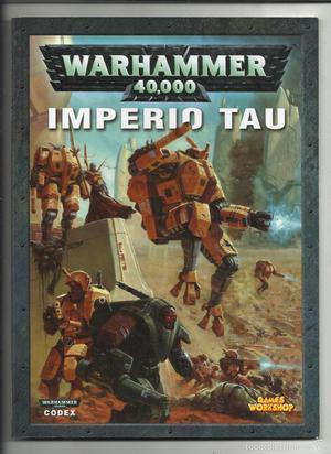 WARHAMMER : IMPERIO TAU, , buen estado.