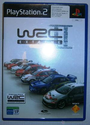 WRC II EXTREME Play Station 2