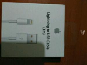 cable USB original (1m) de Apple