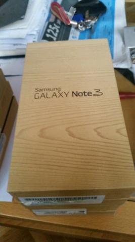 cajas vacías samsung galaxy s 5 y note3
