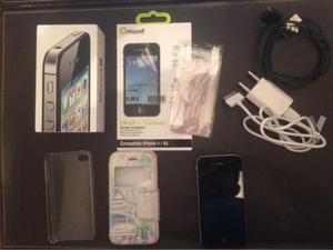iPHONE 4s 32Gb Libre y extras
