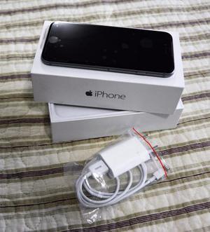 iPHONE 6 16GB LIBRE NUEVO A ESTRENAR