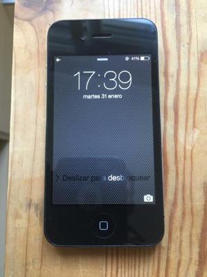 iPhone 4 libre 16 gb