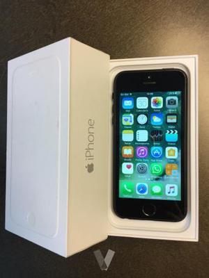 iPhone 5 16Gb (estilo al 7 yet black)