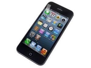 iPhone 5 negro 16 Gb libre