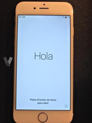 iPhone 6 16GB Oro, libre