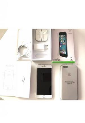 iPhone 6 Plus 64 Gb LIBRE Funda Apple y Protector