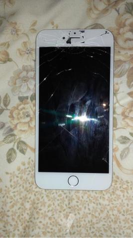 iPhone 6 plus pantalla rota