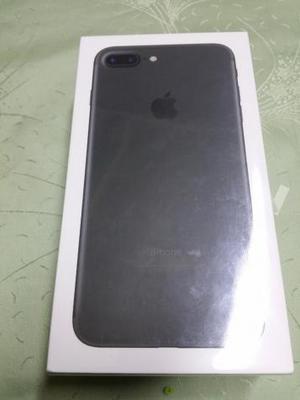 iPhone 7 Plus 128GB Negro Mate Precintado