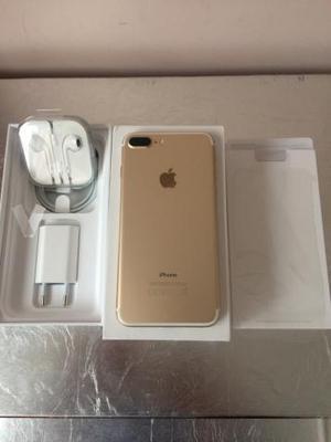 iPhone 7 Plus 128gb color Oro Original
