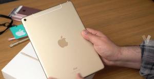 ipad pro 12'9 pulgadas wifi color oro