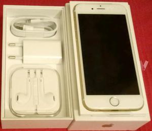 iphone 6s 64gb gold. A estrenar. Garantía