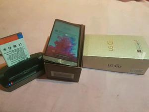 lg g3. caja y accesorios