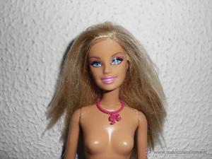 preciosa muñeca barbie