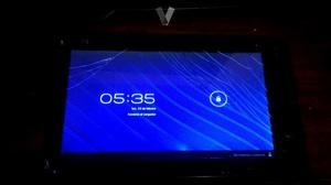 tablet 7 pulgadas con cristal roto