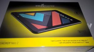 tablet ENERGY NEO 2 nuevo a estrenar