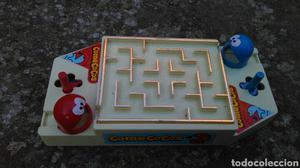 viejo juego de habilidad laberinto feber
