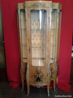vitrina barroca