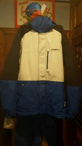 Abrigo snowboard O'neill