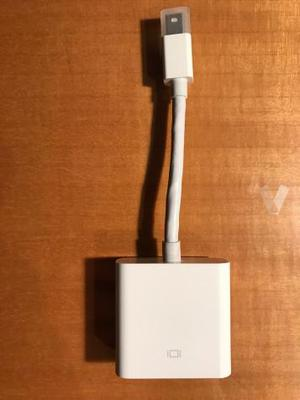 Adaptador vídeo DVI Mini DisplayPort Apple