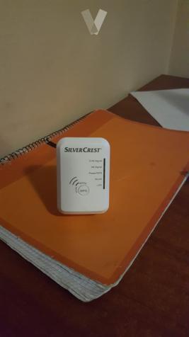 Amplificador de Señal Wifi