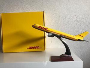 Avión Boeing 757 DHL