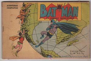 BATMAN # 18 SUPERMAN MUCHNIK  RAY RAYMOND, CONGO BILL =