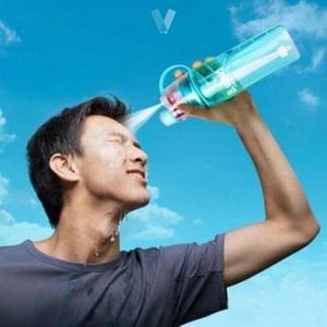 Botella de Agua con Espray