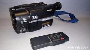 CAMARA DE VIDEO - SONY HANDYCAM VISION 330 X DIGITAL ZOOM