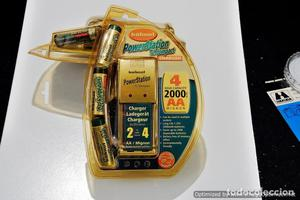 CARGADOR HAHNEL P baterias  AA (12h)