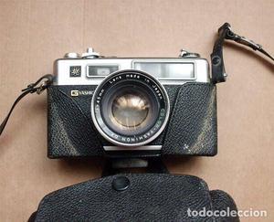 Camara fotográfica Yashica Electro 35