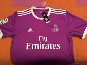Camiseta fútbol Real Madrid Sergio Ramos