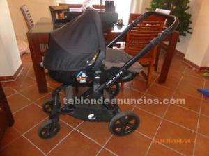Carro para bebés jané muu (capazo + silla)