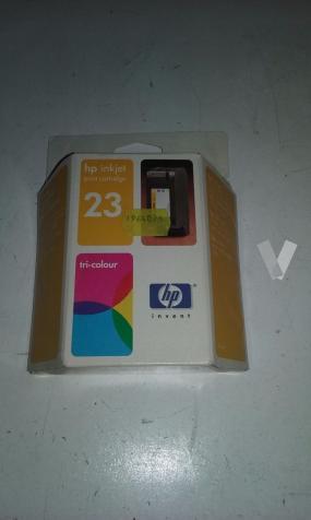 Cartucho de tinta HP nº 23